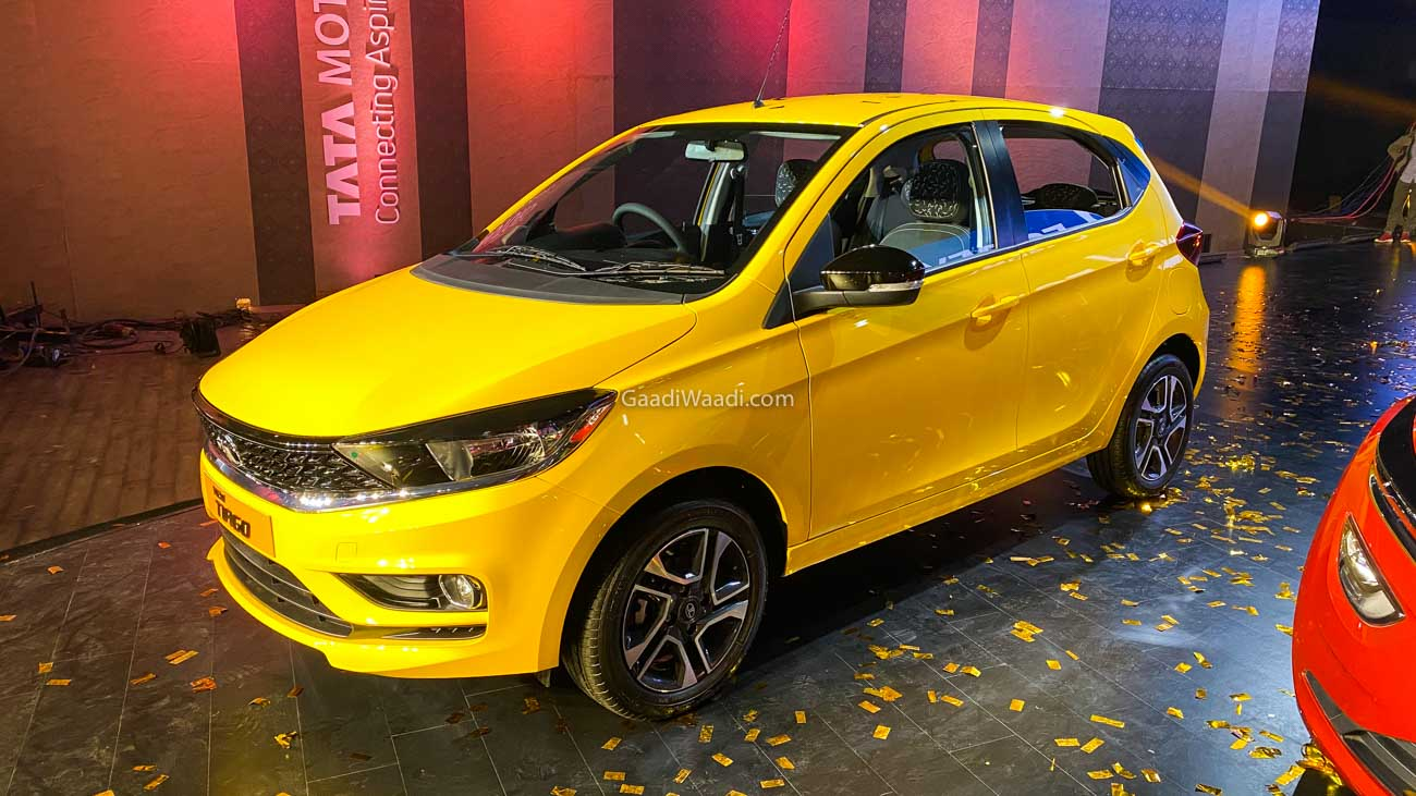 BS6 2020 Tata Tiago Facelift Launched – Top 5 Changes