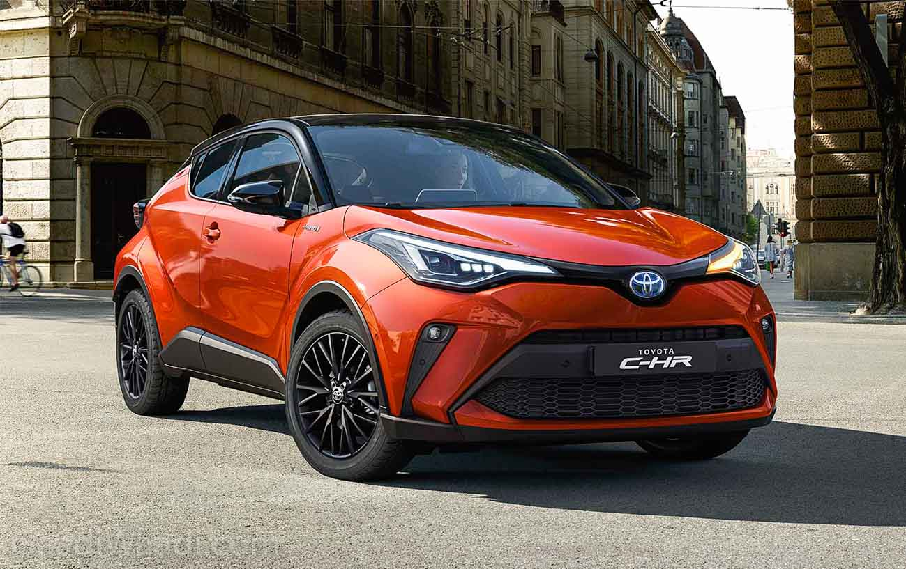 Toyota Preparing Mid-Size SUV Based On Yaris' Platform