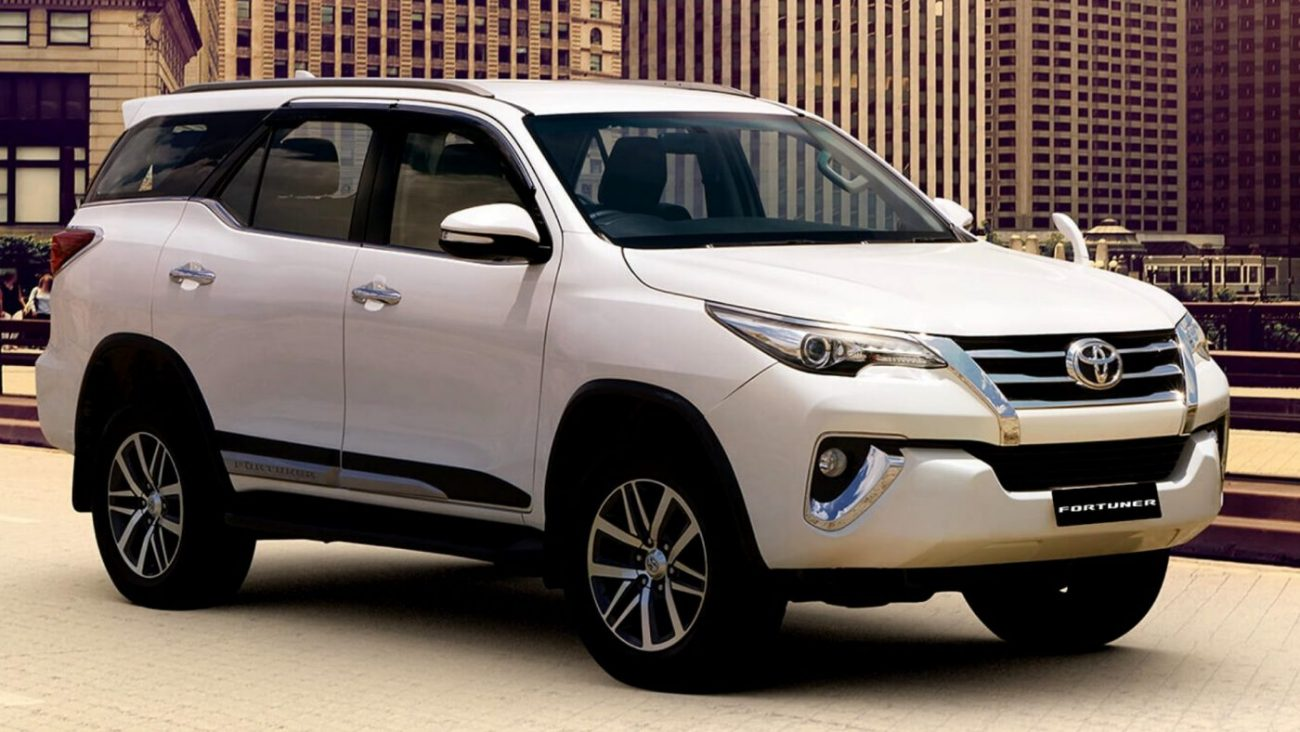 BS6 Toyota Fortuner, Innova Crysta Complete Price List