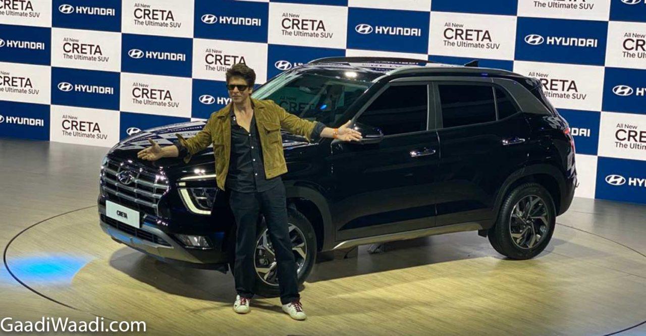 2020 Hyundai Creta Unveiled; Auto Expo 5