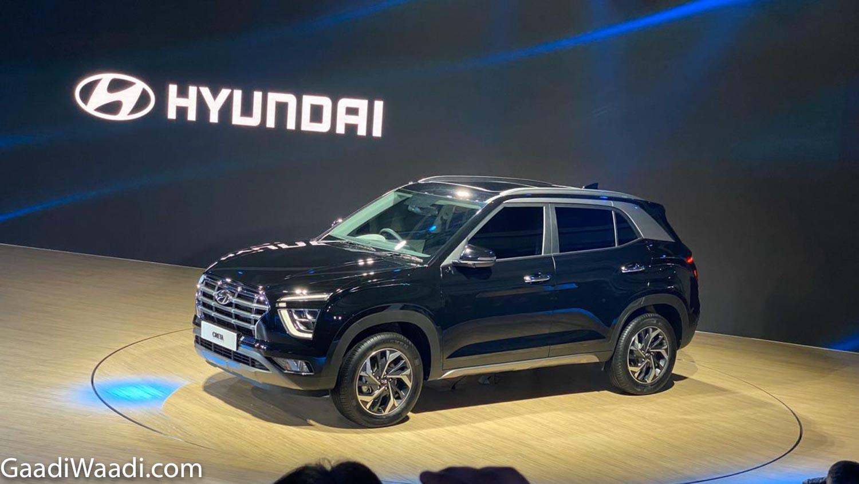 2020 - [Hyundai] Creta II/ IX25  2020-Hyundai-Creta-Unveiled-Auto-Expo