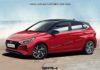 2020 Hyundai I20 Rendering