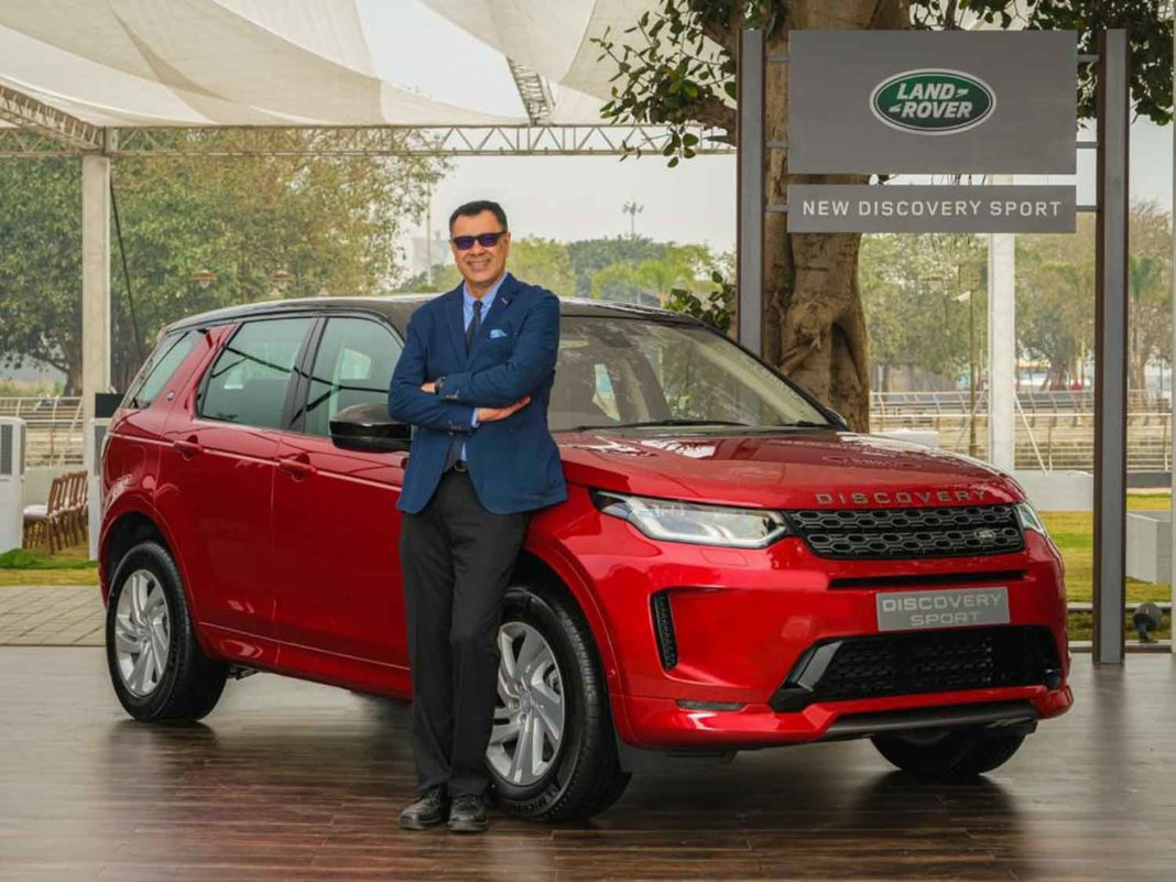 2020 Land Rover Discovery Sport Launched In India