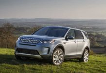 2020 Land Rover Discovery Sport facelift 2