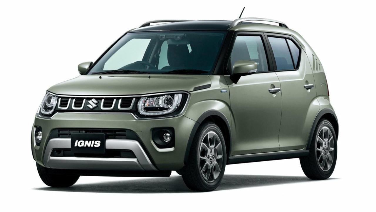 2020 Maruti Ignis Facelift-1-2