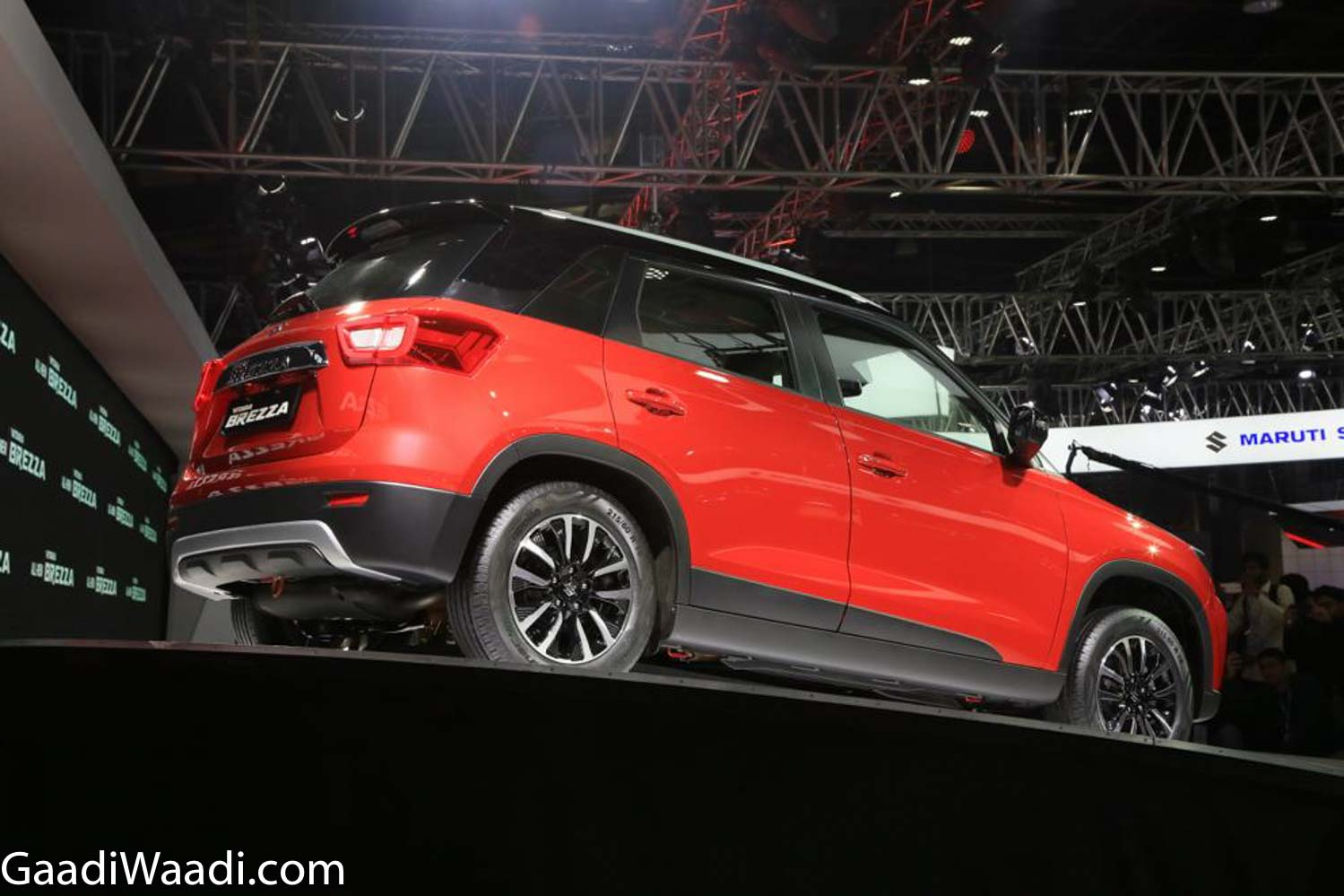 2020 - [Inde] Auto Expo - The Motor Show 2020 2020-Maruti-Suzuki-Vitara-Brezza-1