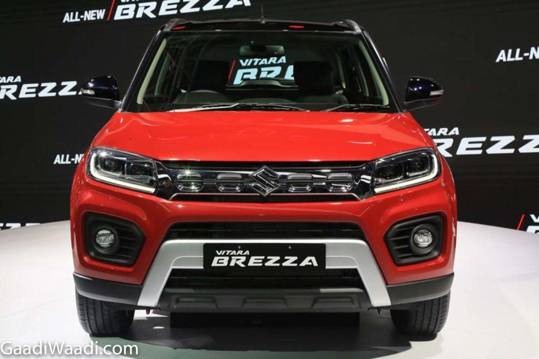 2020 Maruti Suzuki Vitara Brezza 8
