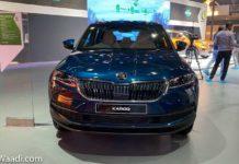 2020 Skoda Karoq Auto Expo 1