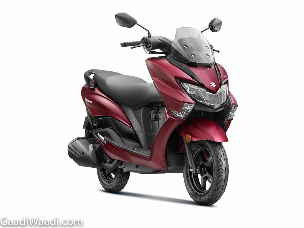 2020-Suzuki BURGMAN STREET BS6