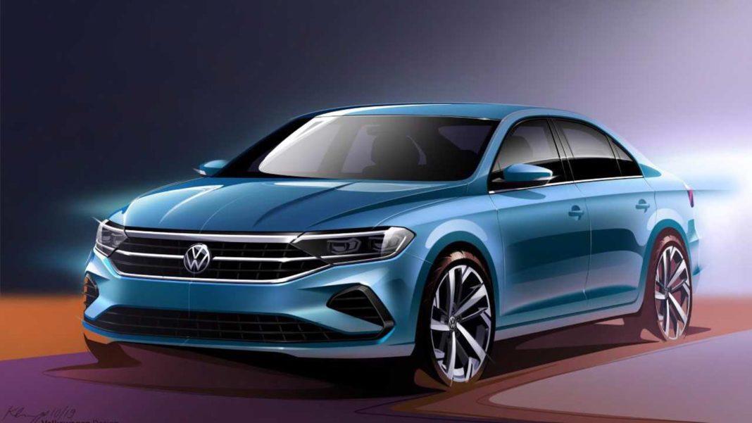 2020 Volkswagen Vento