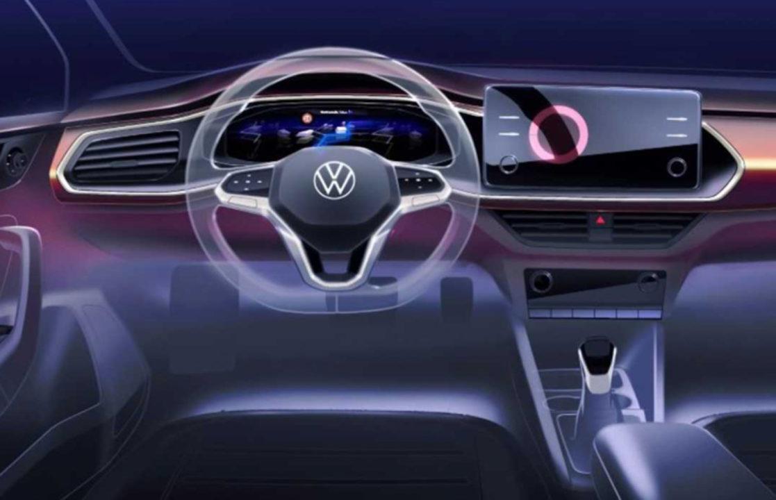 2020 Volkswagen Vento Interior