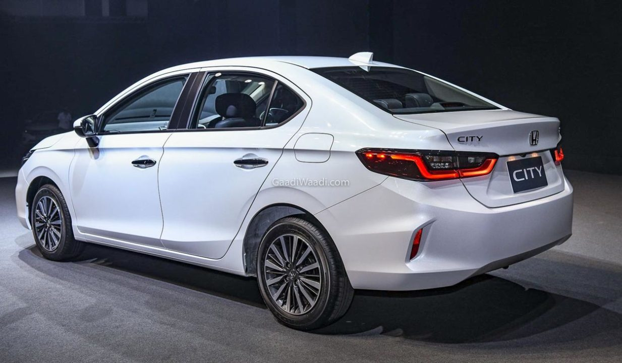 2020 honda city rear-1