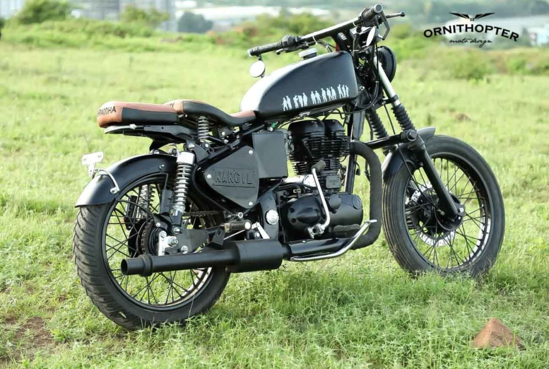 Customised RE Electra 350