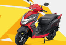 HONDA DIO BS6 2020 COLOURS-1