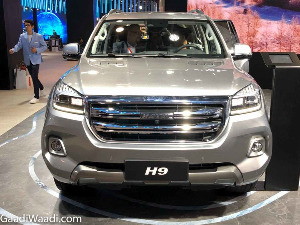 Haval H9 2020 Auto Expo 1