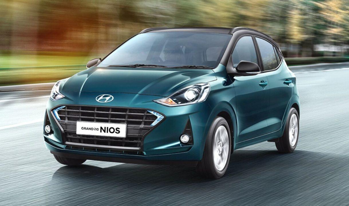 Hyundai Grand I10 Nios2