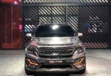 Kia X-Line Concept 2020 Auto Expo 5