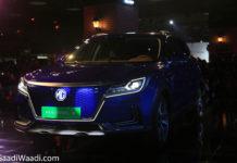 MG Marvel X 2020 Auto Expo 2