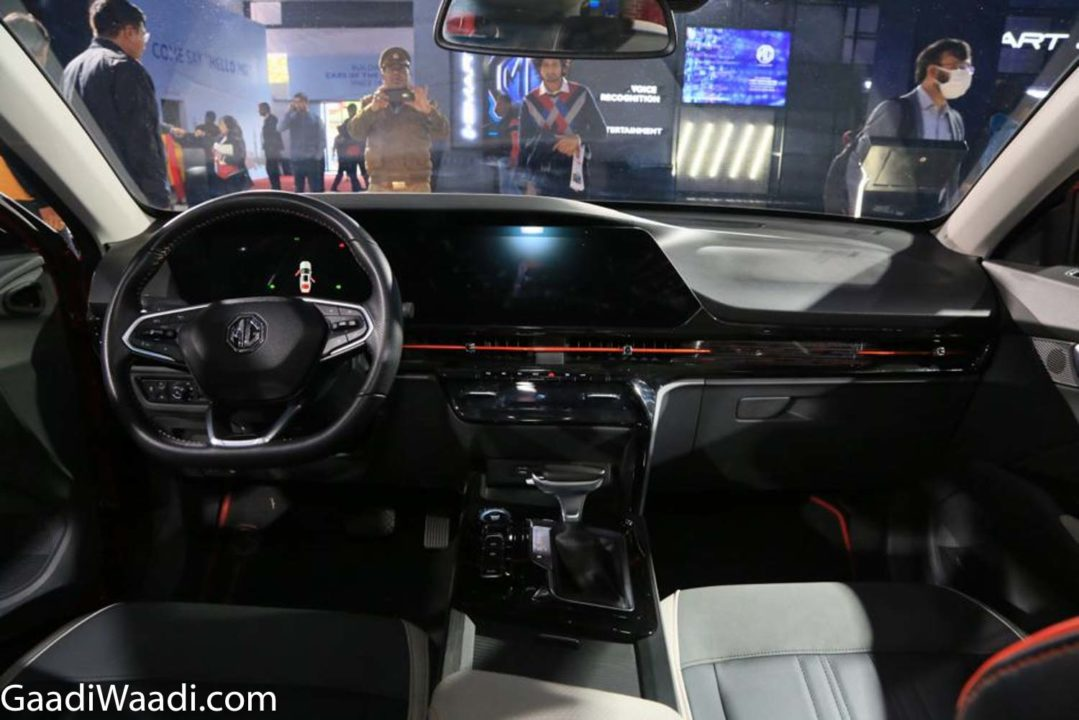 MG RC6 SEDAN 2020 AUTO EXPO 2