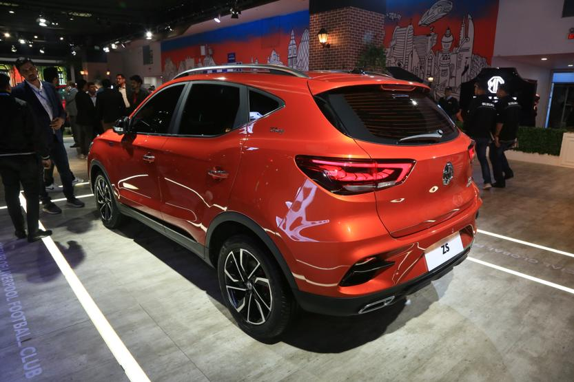 MG ZS 2020 Auto Expo 3
