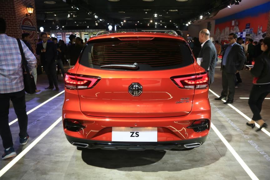 MG ZS 2020 Auto Expo