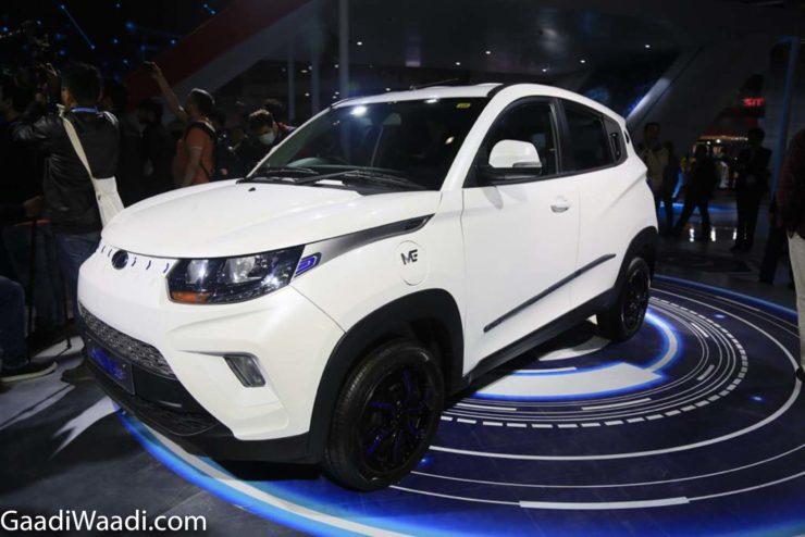 Mahindra eKUV 100 Launched