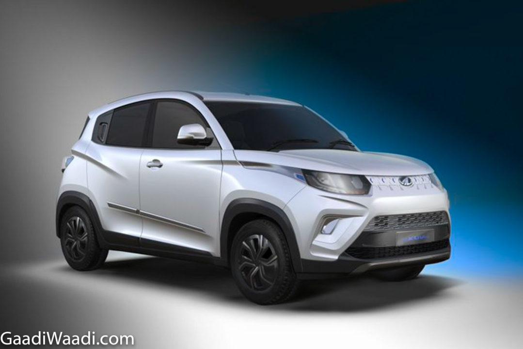 Mahindra eKUV100 Launched; 2020 Auto Expo