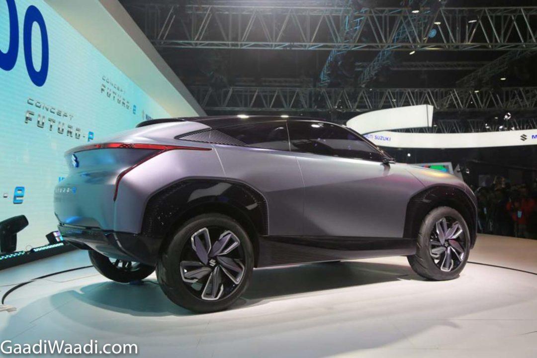 Maruti Suzuki Futuro-e Concept 5