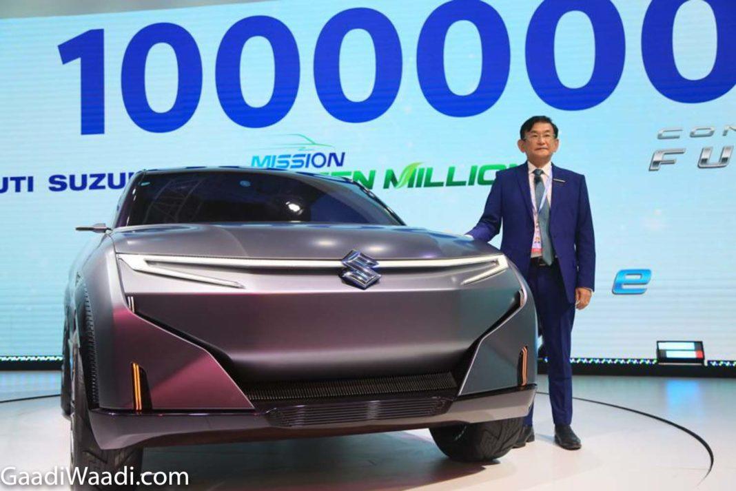Maruti Suzuki Futuro-e Concept_