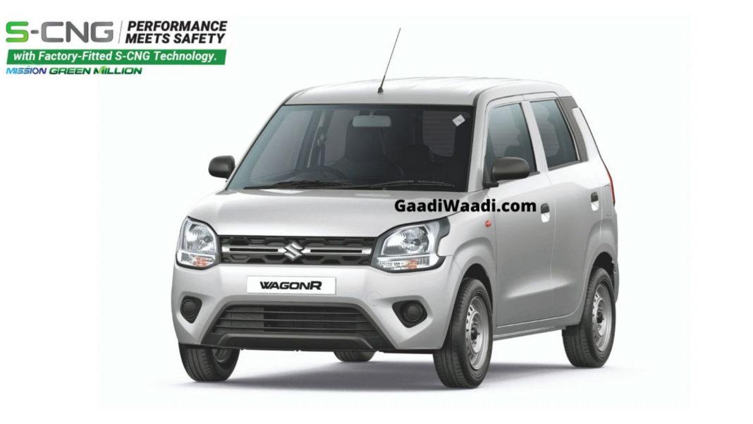 Maruti Suzuki Wagon R S-CNG Launched 2020