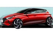 Next Generation Hyundai i20 Teased 1