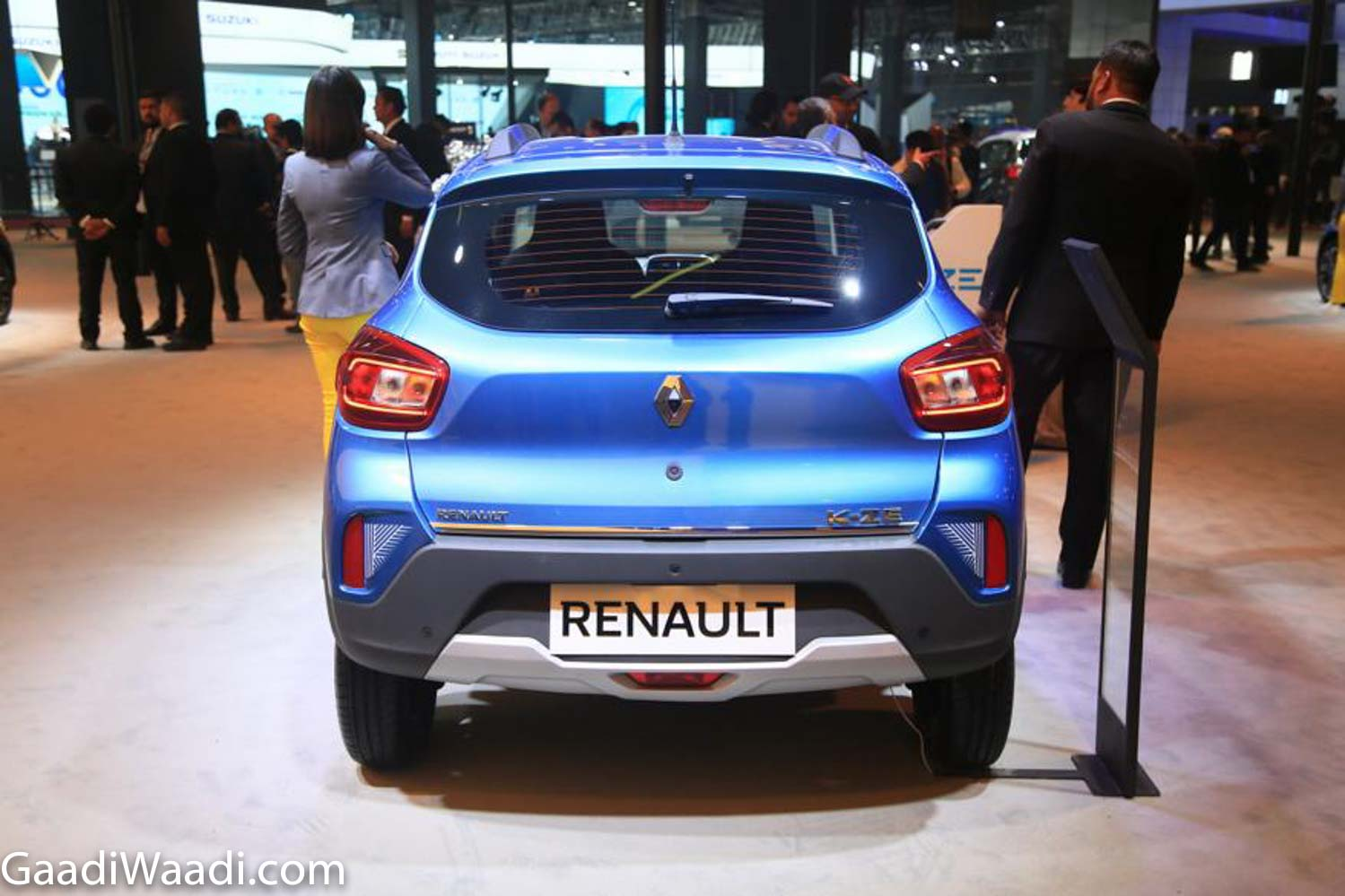 Renault Electric Kwid Launched in China | Renault EV cars