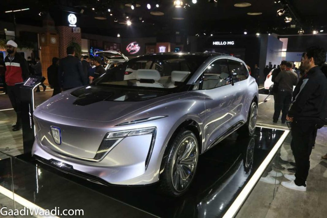 Roewe Vision i Concept 2