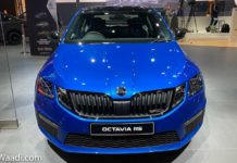 Skoda Octavia RS 245 Launched India