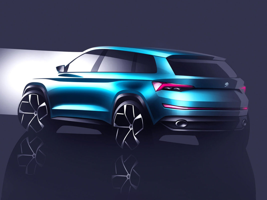 Skoda Enyaq Is The Name Of The Brand S First Electric Suv