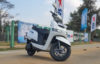 TVS iQube Electric Test Ride Review -18