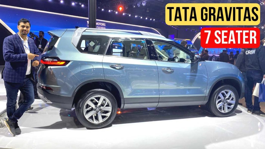 Top 5 Upcoming 7 Seater Suvs In India Tata Gravitas To Mg Gloster