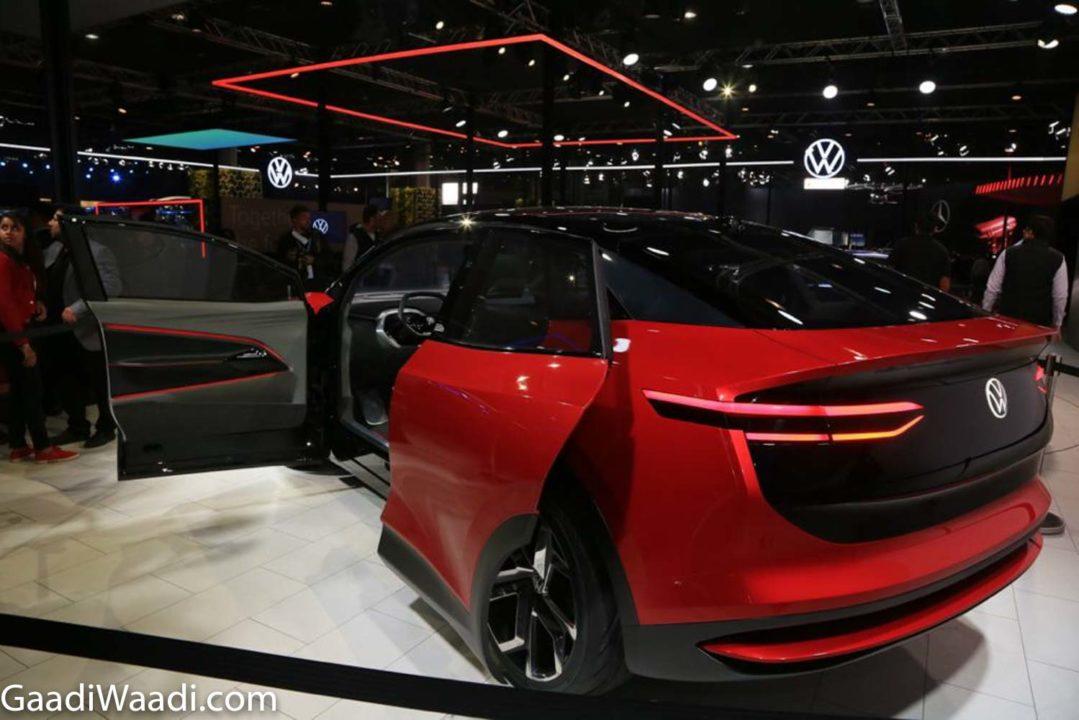Volkswagen ID Crozz Concept 1
