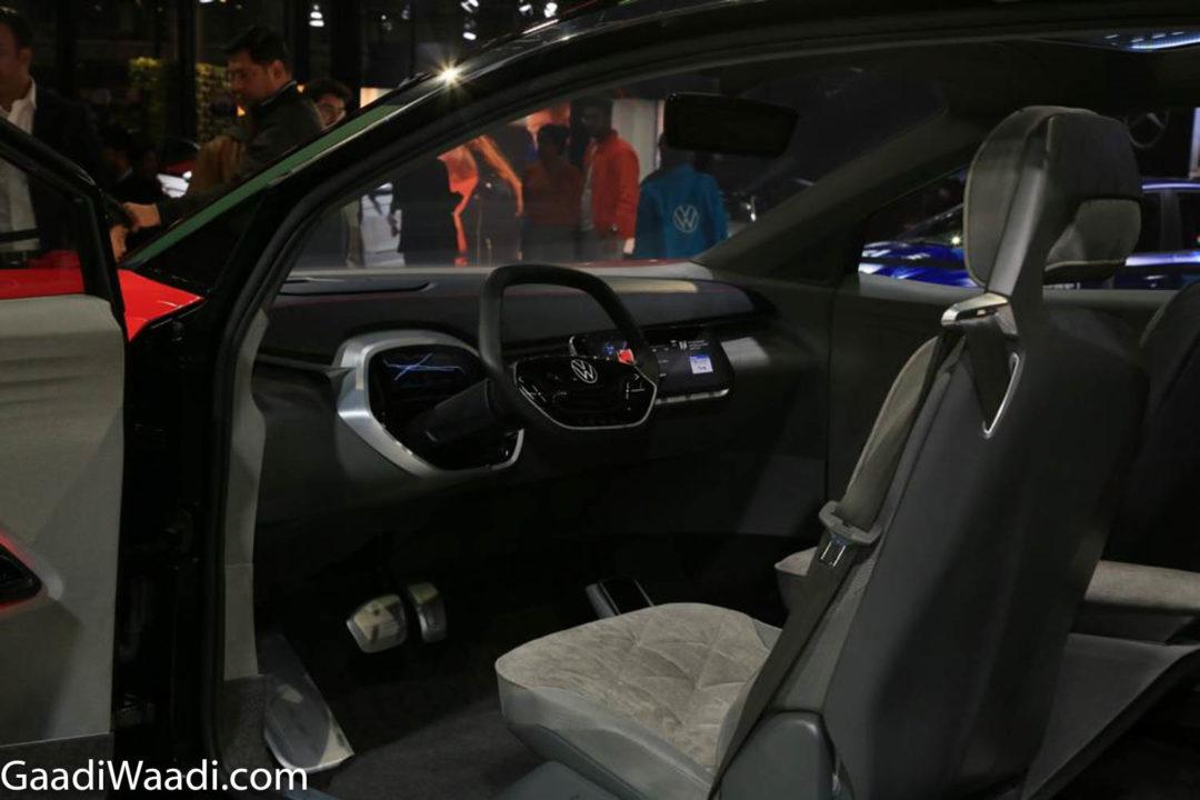 Volkswagen ID Crozz Concept Interior