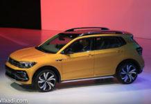 Volkswagen Taigun SUV Unveiled
