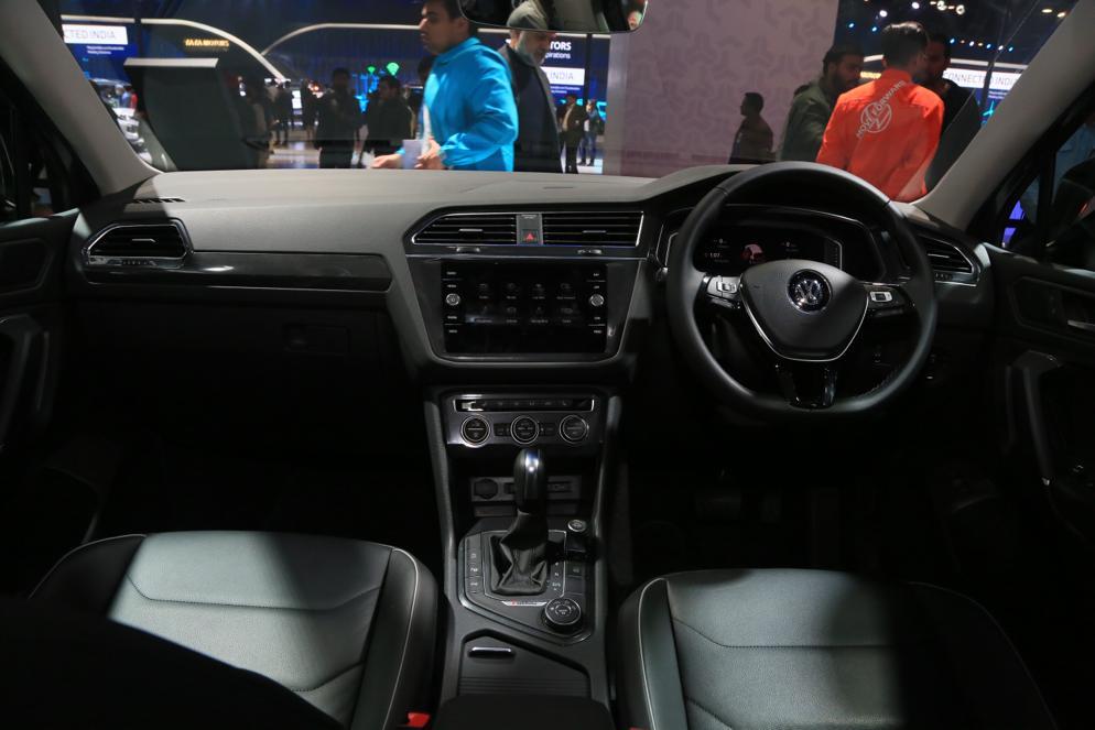 Volkswagen Tiguan Allspace Interior
