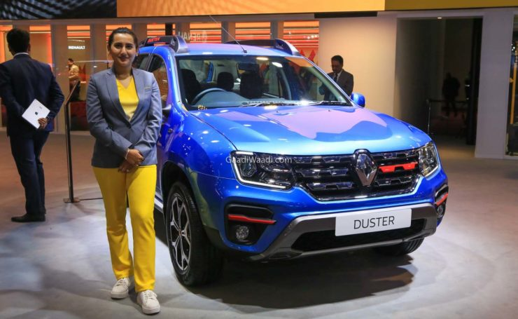 bs6 renault duster 1.3L Turbo-2-2