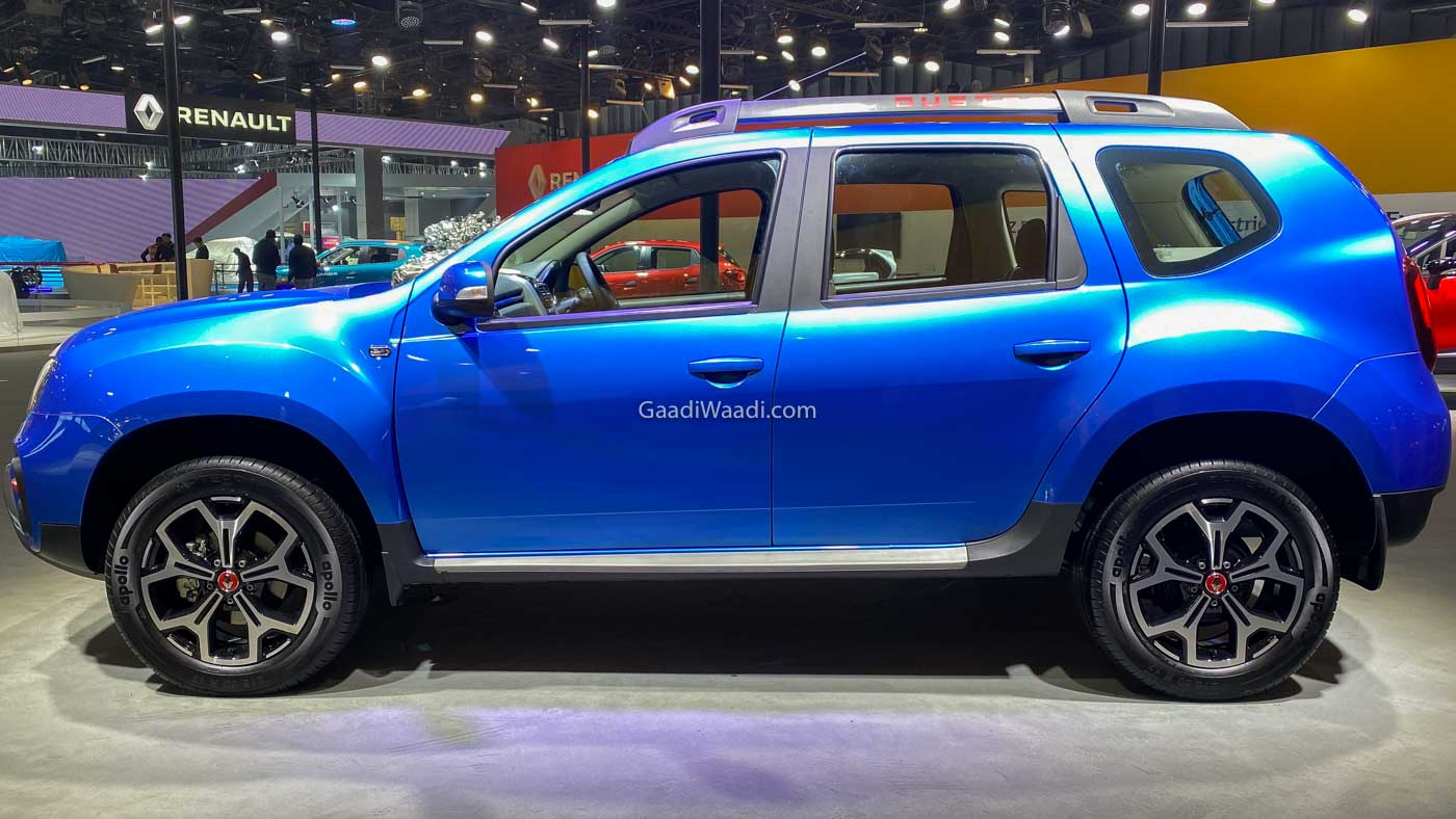 Renault Duster 1.3L Turbo Launch Expected Soon in India