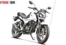 hero xtreme 160R bs6 2020-7