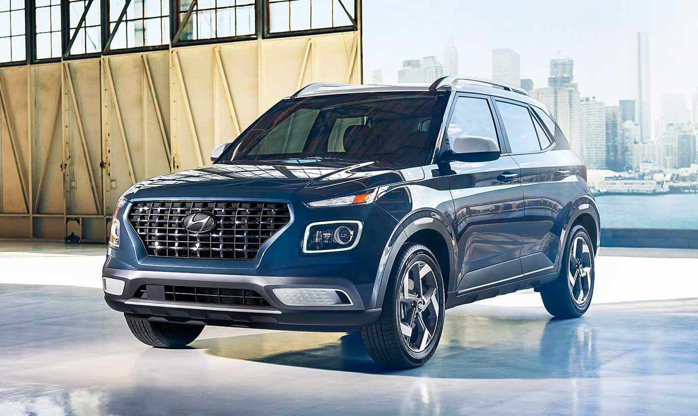 BS6 Hyundai Venue 1.5L Diesel Launched From Rs. 8.09 Lakh - GaadiWaadi.com thumbnail