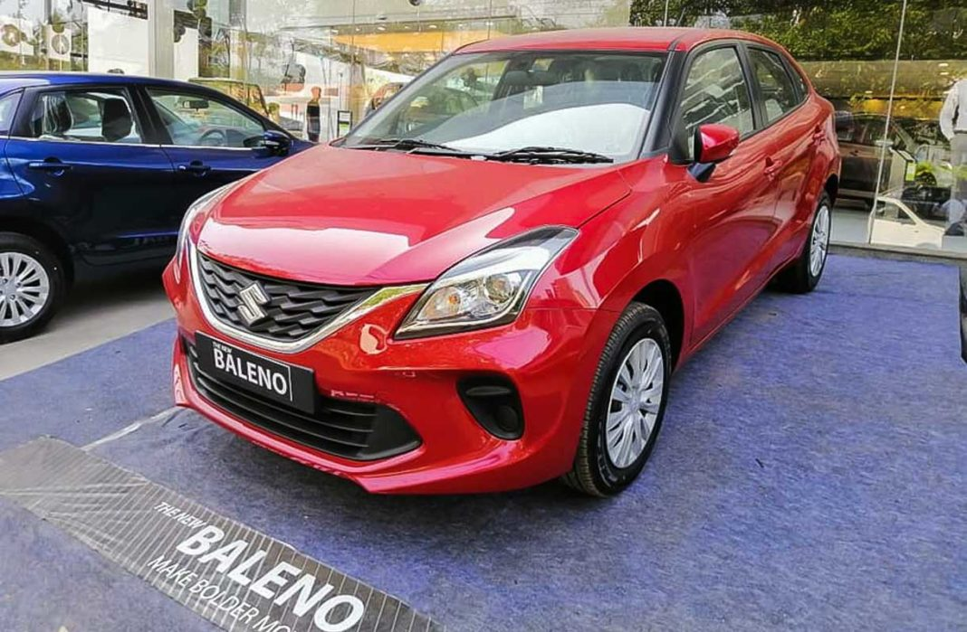 Suzuki baleno 2020 price in india