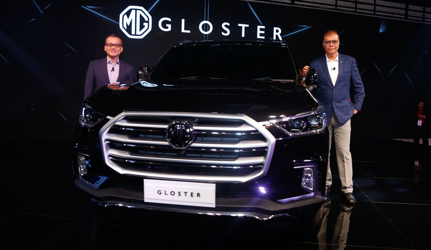 Seven-Seater MG Gloster SUV Launch This Diwali; To Be Locally Assembled