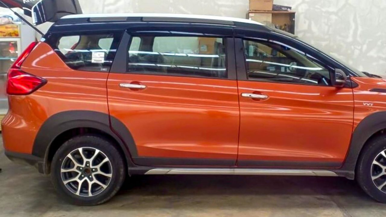 suzuki xl7 based on xl6-3