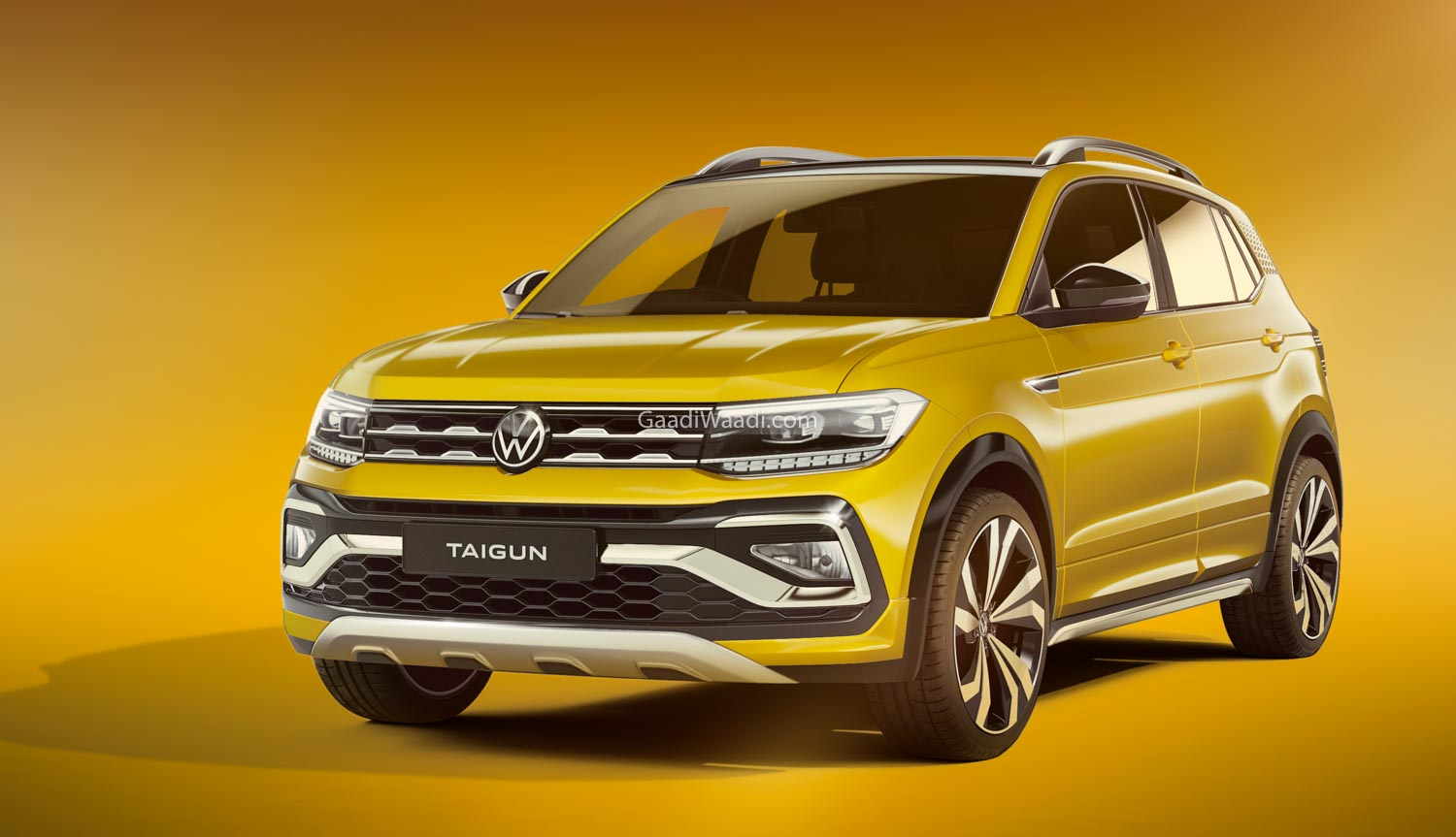 Volkswagen Taigun Compact SUV Explained In Walkaround Video thumbnail