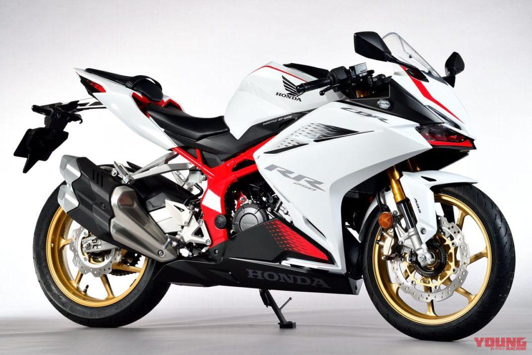 2020 Honda CBR250 RR1